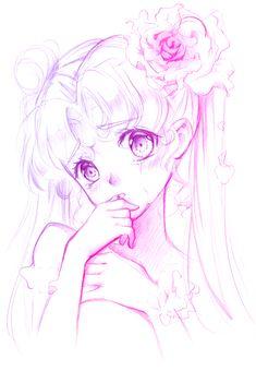 Moonlight Destiny by Naschi.deviantart.com on @deviantART