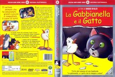 Masterpieces of the Italian animation - Gabbianella e il gatto_Dvd full cover 1st edition (2150x1450)