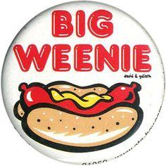 David & Goliath Big Weenie