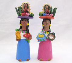 Mexican Folk Art - Josefina Aguilar