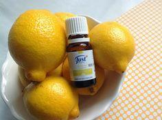 VÍKENDOVÉ PEČENÍ: Citronový olej
