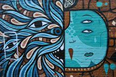Street art // Berlin, Germany