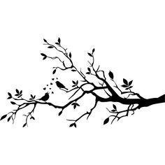 Bird Silhouette Diy Branches 51 Ideas For 2019 Bird Silhouette Art, Silhouette Painting, Bird On Branch, Bird Tree, Cat Tree, Bird Houses Painted, Black Tree, Tree Illustration, Vinyl Wall Decals