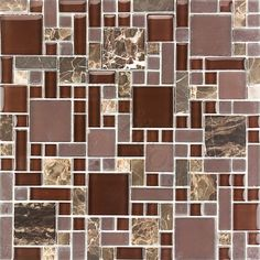 """Sheet size: 11 5/8"""" x 11 5/8""""     Tile Size: Random Sizes     Tiles per sheet: 160     Tile thickness: 1/4""""     Grout Joints: 1/8""""     Sheet Mount: Mesh Backed  Sold by the sheet"""