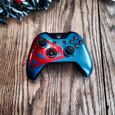 Custom Xbox One Controller, Xbox One Console, Xbox One S, Aesthetic Pictures, Superman, Random Stuff, Shell, Gaming, Awesome