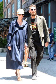 Best Dressed Celebrities: Kim Kardashian West, Kate Moss, Tilda Swinton, and More - Vogue