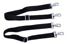 Detachable Elastic Leg Straps for Horse Blankets Sheets -Pair - http://www.thepuppy.org/detachable-elastic-leg-straps-for-horse-blankets-sheets-pair/