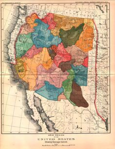 This tension between Western states was anticipated by John Wesley Powell, the great frontier explorer and head surveyor of the West for the federal government back in the 1880s.