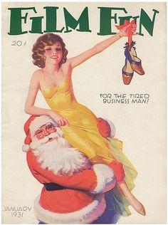 Film Fun Magazine, Enoch Bolles cover - 1931 01 by kocojim, via Flickr