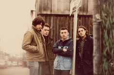 ARCTIC MONKEYS, Chúpate esa