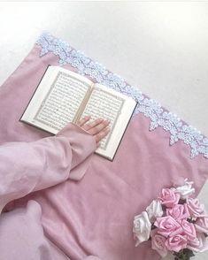 No photo description available. Quran Wallpaper, Islamic Wallpaper, Love Rose Flower, Girly Dp, Beautiful Girl Wallpaper, Quran Book, Islam Women, Islamic Cartoon, Ramadan Gifts