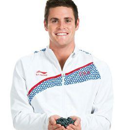 David Boudia - Team USA, Blueberries  www.findyourfavorite.com