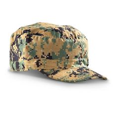 2 HQ ISSUE™ BDU Military - style Combat Hats. Military Style 599339b3ab8a