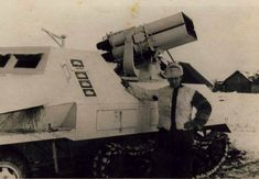Depends on the markings this Panzerwerfer destroyed four e…   Flickr
