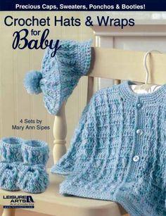 Maggie's Crochet · Crochet Hats & Wraps for Baby