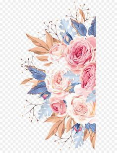 Drawing png - flower drawing, hand drawing, pencil drawing, line Watercolor Leaves, Watercolor Rose, Watercolor Paintings, Watercolor Stickers, Watercolor Wallpaper, Illustration Blume, Illustration Flower, Overlays Picsart, Design Floral
