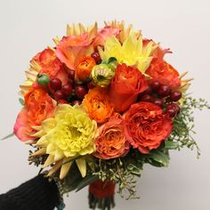 Bridal Bouquet Flowers in Boston, MA | Central Square Florist