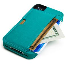 iPhone 4/4S Card Case
