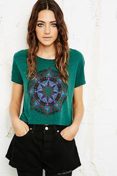 Title Unknown Indian Bloom Tee