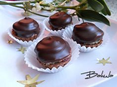 cz - My site Christmas Sweets, Christmas Baking, Slovakian Food, Czech Desserts, A Food, Food And Drink, Czech Recipes, Holiday Cookies, Cookie Bars