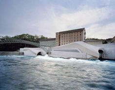 Hydroelectric Power Station by Becker Architects | Yatzer