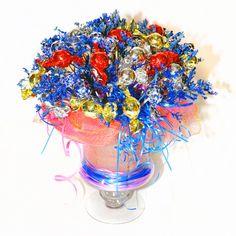 זר מתוק ליולדת או לכל אירוע אחר! ניתן להזמין מחנות הפרח בפתח תקווה: 03-9305072