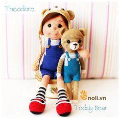 Chart+móc+gấu+Teddy+ngộ+nghĩnh+của+nhà+thiết+kế+Tiny+Mini
