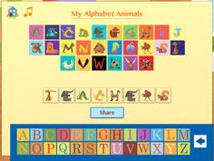 Alphabet Animals: a slide-and-peek adventure by Auryn is a delightful new app-book from the Caldecott Honree, Suse MacDonald. Auryn, Up Book, Asd, Alphabet, Shapes, Teaching, Adventure, Heart, Books