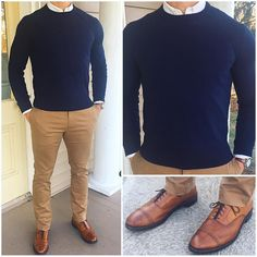 20 Fall Outfit Ideas from Instagrammer—Chris Mehan - Simply Styled Man