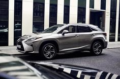 Lexus RX 350 with SaddleTan Leather interior and Starfire