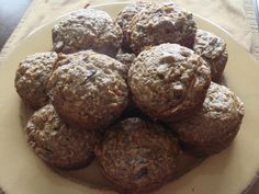 Power Muffins: Jump Start Your Morning!