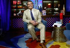 Watch What Happens L!ve - Andy Cohen is a RIOT!