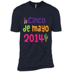 Cinco de Mayo 2014 Kids' Shirts