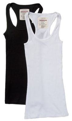 Zenana Outfitters Women's Racerback Rib Tank at Amazon Women's Clothing store: Tank Top And Cami Shirts