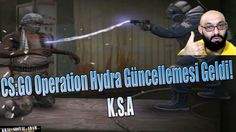 CS:GO OPERATİON HYDRA GÜNCELLEMESİ GELDİ!