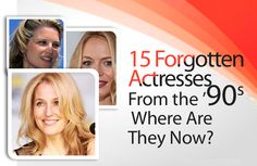 15 Forgotten Actresses From the '90s – Where Are They Now? https://mentalitch.com/15-forgotten-actresses-from-the-90s-where-are-they-now/