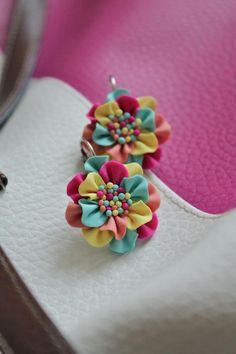 Farebnôstky would. Zu.Zu. - SAShE.sk - Handmade Earrings