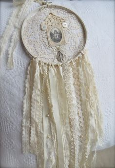 My new line of French dream Catchers Petite Michelle Louise