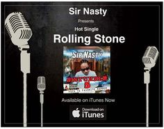 Rolling Stone the hot single off album Disturbed 5 by Sir Nasty https://itunes.apple.com/us/album/disturbed-5/id615980911