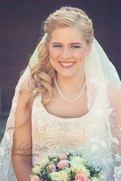 Stephanie Baker Photography l Wedding Portrait Photography Central IL