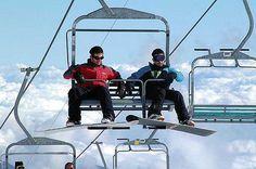 Colorado Ski lift