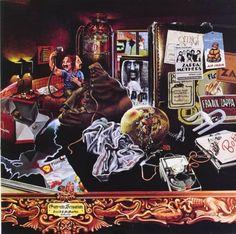 Frank Zappa - Over-Nite Sensation (CD) #frankzappa #overnitesensation #cd