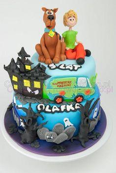 Scooby Doo Cake / Tort Scooby Doo - Cake by Edyta rogwojskiego.pl