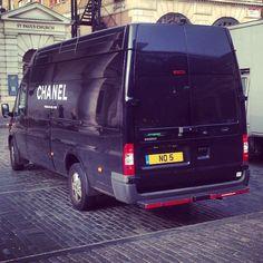 Chanel-o to the Chanel van in Covent Garden!   laurenhax's photo on Instagram