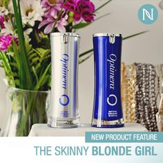 The #SkinnyBlonde blog has a word about #Optimera!   http://www.theskinnyblondegirl.com/2014/07/new-optimera-day-night-cream-review.html