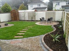 Garden design and makeover