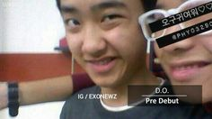 "Video via @exonewz) on Instagram: ""D.O. Predebut and D.O. Now © WATASY WAHYO  #exo #exok #exom #exol #exonewz #exovideo #엑소 #dokyungsoo"""