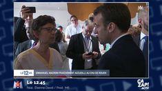 L'échange tendu d'Emmanuel Macron face à une employée au CHU de Rouen ; Jean-Vincent Placé en garde à vue ; Un jeune homme de 27 ans attaqué par ses maîtresses ; La belle histoire des retrouvailles d'un chien et de sa maîtresse... Retrouvez ces extraits dans notre zapping Actu du jour.