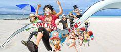 Un course à pied sur le thème de One Piece organisée à Okinawa