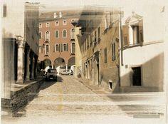 Belluno, via Santa Croce.